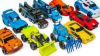 梦想之超级海灵 新魔力玩具 变形变形金刚 男生玩具 新魔幻车神玩具2017 小汽车玩具游戏 男生玩具