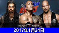 【中文超清】WWE2017年1月24日全集完整版(佰威解说