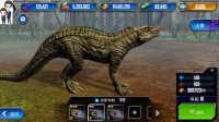 侏罗纪世界游戏第242期:翼手龙、迅猛鳄龙和波斯特鳄★恐龙公园