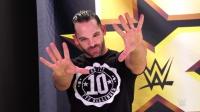 WWE NXT明星Tye Dillinger  祝WWE中国粉丝春节快乐!