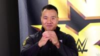 WWE首位中国选手天兵 祝大家新春快乐!