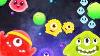 《球球大作战》第02期 个人模式努力生存 蛇蛇大作战 贪吃蛇 安卓游戏 苹果游戏 手机游戏 乐高玩具视频