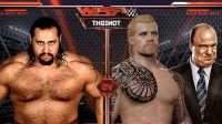 WWE2017年2月7日生涯模式:战神vs鲁瑟夫-佰威中文解说WWE2K16