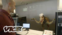 VICE科技 | 睡一晚日本机器人旅馆