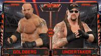 WWE战神高柏vs送葬者 佰威解说WWE2K17实战对决EP.