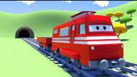 托马斯小火车玩具视频 托马斯和他的朋友们中文版 托马斯玩具 托马斯成长记33
