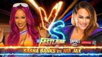 WWE FastLane 2017:Sasha Banks vs. Nia Jax - Official Match