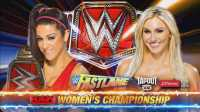 WWE FastLane 2017:Bayley vs. Charlotte Raw Womens Champion