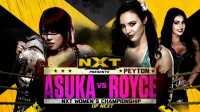 WWE NXT 2017.03.01 NXT女子冠军赛:Asuka vs. Peyton Royc