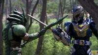 铠甲勇士之帝皇侠传说 铠甲勇士热血战神 第14期