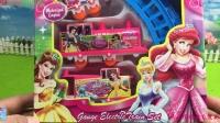 小猪佩奇 玩转 迪士尼公主 托马斯小火车玩具 熊出没