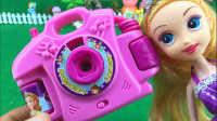 小公主苏菲亚照相机玩具