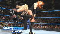 WWE老婆贝基林奇复仇之战-PAssionAck-Becky Lynch vs.