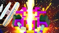 【屌德斯解说】 机器人大乱斗 新的武器!烈焰神剑削铁如泥!