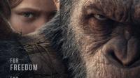 《猩球崛起3终极之战》全新中文预告 凯撒太霸气!燃炸了