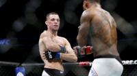 UFC综合格斗 迪亚兹 vs. 迈克尔约翰逊 挑衅是需要
