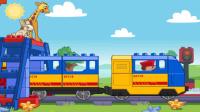 托马斯小火车玩具视频 2017 托马斯和他的朋友们中文版