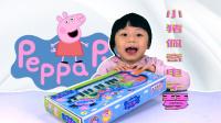 小猪佩奇的电子琴 猪红粉小妹儿童玩具 456