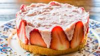 抓住你心和胃的草莓慕斯蛋糕 24