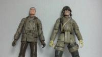 【模玩】21世纪 JSI 二战 美军 1: 18 兵人 X2 散货 娱乐闲聊评测 21ST 可动人偶