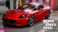 【小斯解说】GTA5 MOD系列丨2009款法拉利加利福尼亚 爆改发动机无限漂移&最新款法拉利F12 超跑赛车 极限速度 模组 下载 GTA5