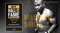 为站立选手打出一片天!莫里斯-史密斯入选UFC名