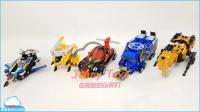 超凡战队喷气人仿霍克 喷射战斗机联盟对接机器人玩具转型日本新款人气玩具 §垣垣玩具§