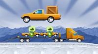 城市施工人员11、汽车总动员之小货车、挂车大货车