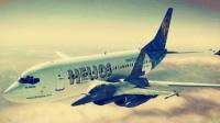 史上最离奇诡异空难,机组乘客早已死亡,幽灵飞机仍在自己飞行!