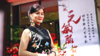蓬莱本地人的旗袍首秀--美女多多有福利1080p