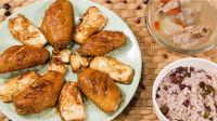 福滋味第十五餐:鸡翅豆腐+冬瓜排骨汤