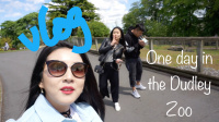 在动物园的一天One day in the Zoo VLOG | OPHELIAwen