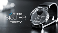 《值不值得买》第155期:第二好看的智能手表——Withings Steel HR