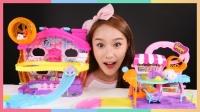 凯利和玩具朋友们 2016 仓鼠村庄超市玩具 156 仓鼠村庄超市玩具