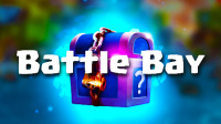 ★Battle Bay★传说级零件在哪里? !开个尊贵宝箱! #G5★酷爱娱乐解说