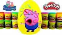 小猪佩奇玩具 奇趣蛋视频04