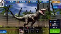 侏罗纪世界游戏第357期:普莱尔顿龙和狂暴龙★恐龙公园