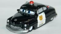 赛车总动员 警察车