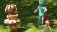 花园宝宝 宝宝玩游戏
