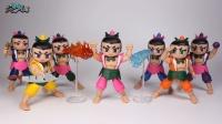 【大仙来了】VOL.9:葫芦兄弟 七子连心(玩明堂葫芦娃可动人偶)
