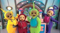 天线宝宝 机器人攻守战