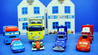 汽车总动员 国际锦标赛 闪电麦昆 韩大夫 弗朗斯西科 凯旋 迪士尼玩具
