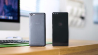 「锐丽」VS「圆滑」坚果Pro & 魅蓝E2对比评测【轻电科技】