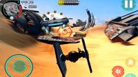 乐高《星球大战》8期:贾库星坟场的飞行