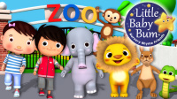 动物园歌 Zoo Song   Little Baby Bum 官方视频