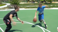 篮球课 街球教授亲传Shamgod控球绝技 篮球教学视频