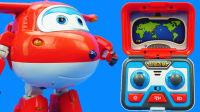 超级飞侠遥控与变形乐迪,韩国变形机器人玩具