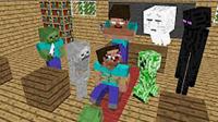 魔哒解说 我的世界minecraft 海绵宝宝奇遇记EP48趣味地图梦游仙境