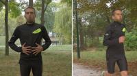 跑步锻炼是正确的腹式呼吸法你知道吗?
