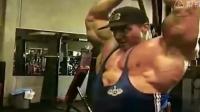 盘点三大最强壮的健身男!